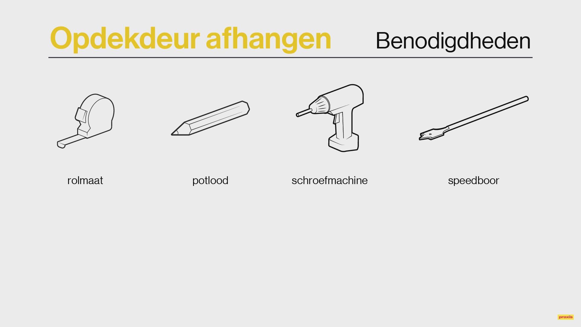 Zeer Opdekdeur afhangen   voordemakers.nl IK92