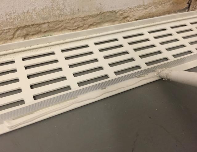 Ventilatie Badkamer Deur : Ventilatierooster in deur maken voordemakers.nl