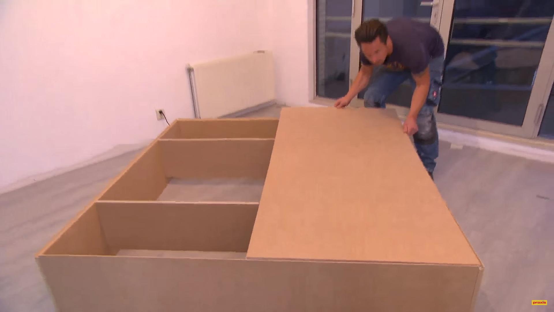 Perfect achterwand tv zelf maken with achterwand tv zelf maken for Keukenkast ontwerpen