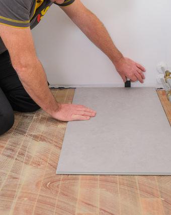 Hoe leg ik zelf een PVC vloer?
